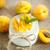 yogurt with fresh apricots stock photo © peredniankina