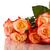 tebrikler · tatil · çerçeve · sarı · çiçekler · kâğıt · düğün - stok fotoğraf © peredniankina