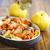 айва · фрукты · деревянный · стол · вязанье · серый - Сток-фото © peredniankina