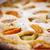 lezzetli · süzme · peynir · kek · üst · görmek · krem - stok fotoğraf © peredniankina