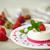 клубника · желе · кремом · продовольствие · фрукты - Сток-фото © peredniankina