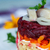 saláta · cékla · étel · hal · kenyér · gyűrű - stock fotó © peredniankina