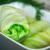 vegetarisch · kool · spinazie · salsa · voedsel - stockfoto © peredniankina