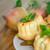 dulce · manzana · azúcar · en · polvo · menta · otono - foto stock © peredniankina