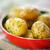 roasted new potatoes stock photo © peredniankina