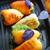 salade · groenten · brand · geïsoleerd · achtergrond - stockfoto © peredniankina