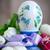 decorativo · huevo · de · Pascua · ramo · primavera · tulipanes · edad - foto stock © Peredniankina