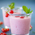 smoothie with red currants stock photo © peredniankina