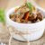 chicken gizzards stewed with vegetables stock photo © peredniankina