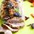 ternera · rodar · carne · de · vacuno · carne · hierbas · alimentos - foto stock © peredniankina