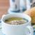 蔬菜湯 · 肉丸 · 白 · 盤 · 橙 · 餐廳 - 商業照片 © peredniankina