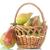 olgun · armut · sepet · gıda · elma · tablo - stok fotoğraf © peredniankina
