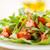 groselha · pepino · alface · salada · fresco · vermelho - foto stock © peredniankina