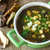 sorrel soup with dried mushrooms stock photo © peredniankina