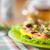 капуста · жареный · чаши · таблице · продовольствие - Сток-фото © peredniankina