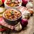 caseiro · pimenta · bio · pão · frango · carne - foto stock © Peteer
