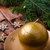 christmas ornament with pine needles stock photo © peteer