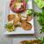 свежие · органический · домашний · картофеля · чипов · сырой - Сток-фото © peteer