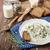 pane · di · frumento · verdura · crema · formaggio · alimentare · verde - foto d'archivio © peteer