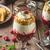 新鮮な · 健康 · ミニ · サンドイッチ · クリーム · チーズ - ストックフォト © peteer