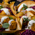 sandwich · voedsel · brood · olie · bal · salade - stockfoto © peteer