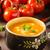 creamy tomato soup stock photo © peteer