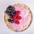 eigengemaakt · yoghurt · honing · noten · glas · jar - stockfoto © peteer