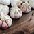 голову · чеснока · травы · деревянный · стол · здоровое · питание · деревенский - Сток-фото © peteer