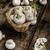 champignons · brut · fraîches · bio · simple · produit - photo stock © Peteer