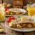 радуга · форель · филе · картофель - Сток-фото © Peteer