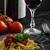 hús · spagetti · fűszeres · mártás · paradicsom · bors - stock fotó © peteer