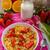 tigela · flocos · de · milho · fora · cereais · isolado - foto stock © peteer
