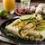 kahvaltı · yumurta · çedar · zeytin · mantar - stok fotoğraf © Peteer