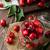 freshly picked cherries stock photo © peteer