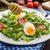 lechuga · ensalada · huevos · tomates · miel · mostaza - foto stock © peteer