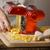 vers · pasta · eigengemaakt · machine · voedsel - stockfoto © peteer