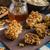 sült · granola · diók · méz · házi · finom - stock fotó © Peteer