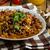 geleneksel · kırmızı · biber · pişmiş · tava · gıda · plaka - stok fotoğraf © peteer