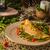 rustik · vejetaryen · mantar · gıda · yeşil - stok fotoğraf © peteer