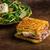queso · de · cabra · tocino · comedor · comida · dieta · lechuga - foto stock © peteer