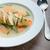 tyúk · húsleves · friss · zöldségek · snidling · étel · levél - stock fotó © Peteer