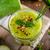 スムージー · ガラス · ショット · 務め · 葉 · 食品 - ストックフォト © peteer