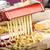 üretim · ev · yapımı · makarna · İtalyan · öğütücü · ahşap - stok fotoğraf © peteer