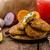 bloemkool · kerrie · pannenkoeken · gekruid · Grieks - stockfoto © peteer