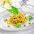 italiano · macarrones · cena · pasta · frescos · comida - foto stock © peteer