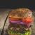 американский · деревенский · Burger · бекон · чеддер · говядины - Сток-фото © peteer