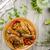 全体 · 鶏 · ローズマリー · 冬 · 青 - ストックフォト © peteer