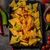 nachos · hortalizas · verde · placa · maíz - foto stock © peteer