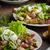 vers · salade · spek · brood · zoete - stockfoto © peteer