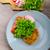 kerstomaatjes · parmezaanse · kaas · voedsel · rijp · houten - stockfoto © peteer